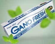 gano fresh toothpaste